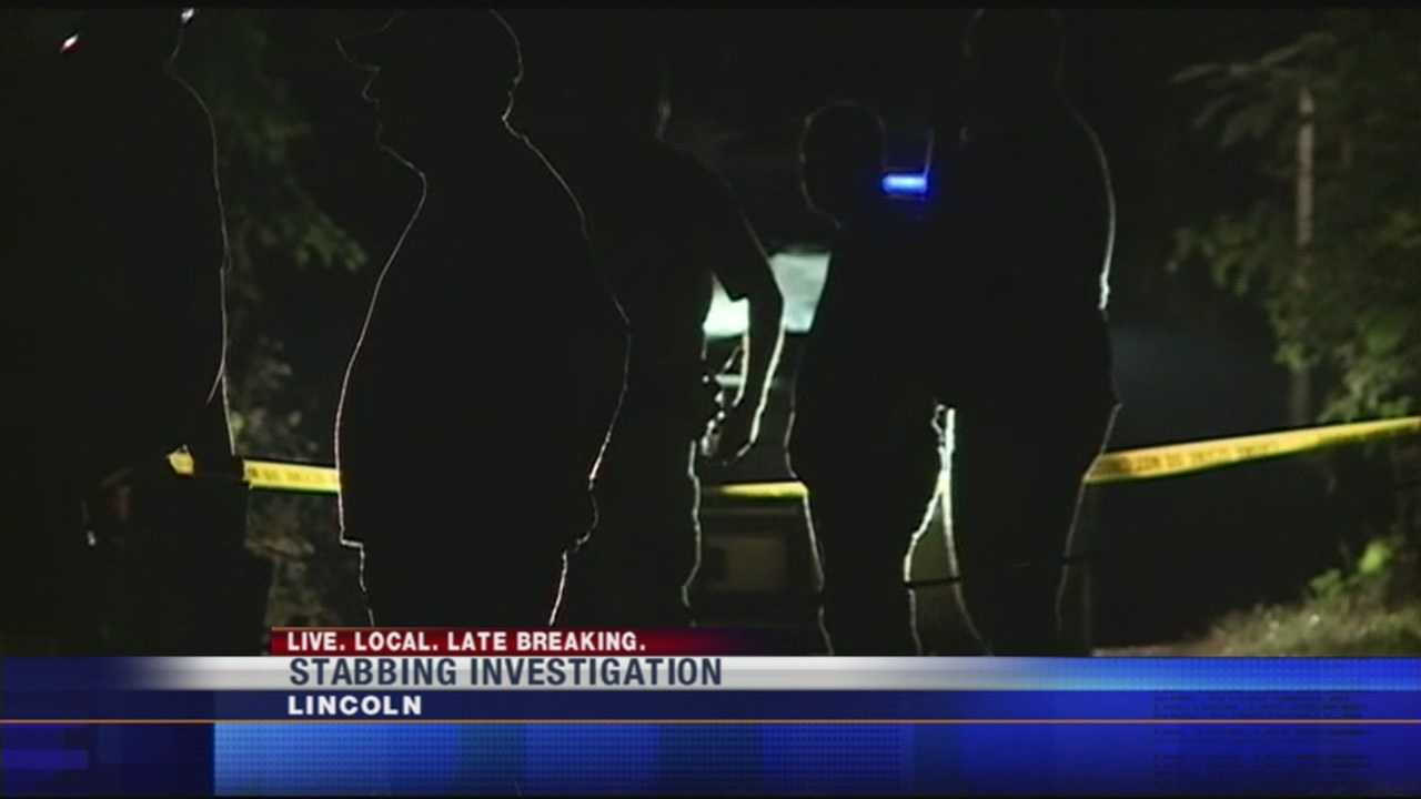 Lincoln police have made an arrest in a stabbing