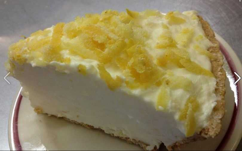 Southern Belle Restaurant is on highway 59 in Heavner, OK. This lemon twist cheesecake is one of our viewer favorites.