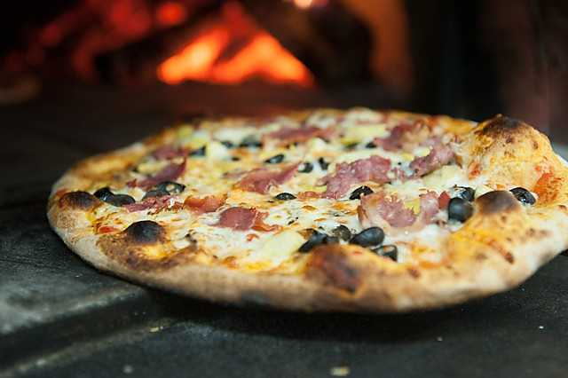 Fratelli's Wood-Fired Pizzeria is on south Broadway in Siloam Springs. Frateli's also serves a wide selection of gelato and other deserts.