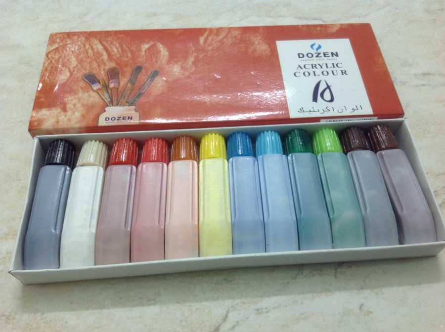 Acyrlic Paint