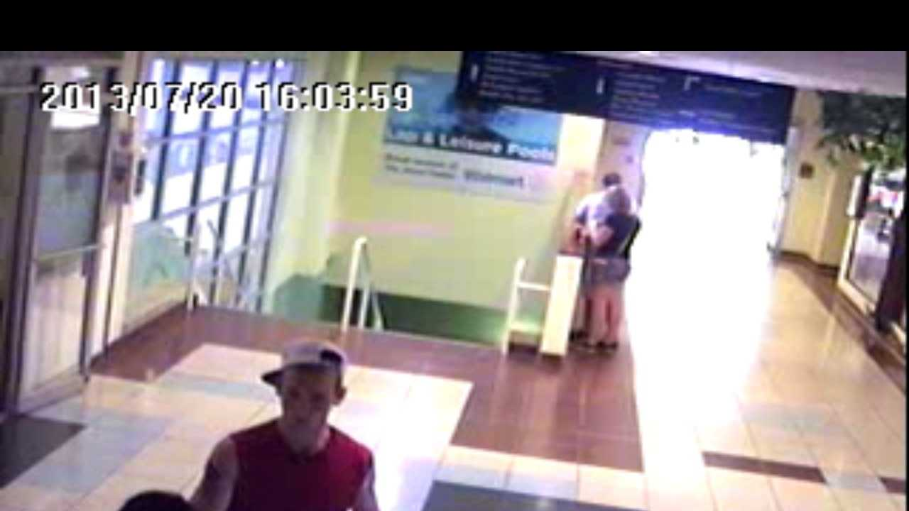 Jones Center theft suspects