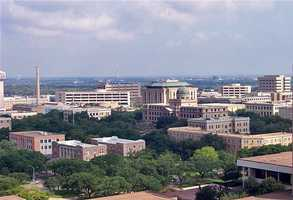 10. College Station, TX (Texas A&M)