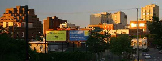 2. Ann Arbor, MI (University of Michigan)