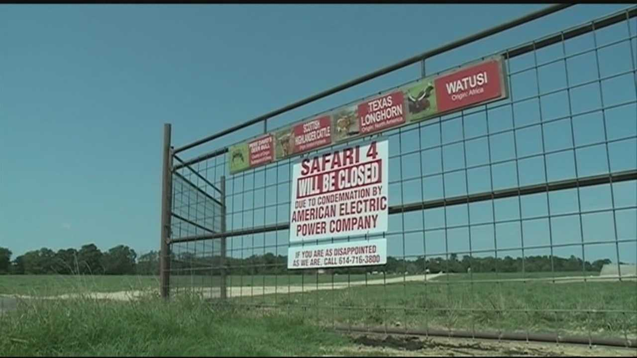 The popular animal park in Benton County says it will have to move animals from 100 acres of land to make way for new power lines.