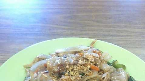 Tassanee's Thai Cuisine in Fort Smith! 59. Pad Kee Mou (Thai Basil Noodle or Drunken Noodle) - 59. Pad Kee Mou (Thai Basil Noodle Or Drunken Noodle)