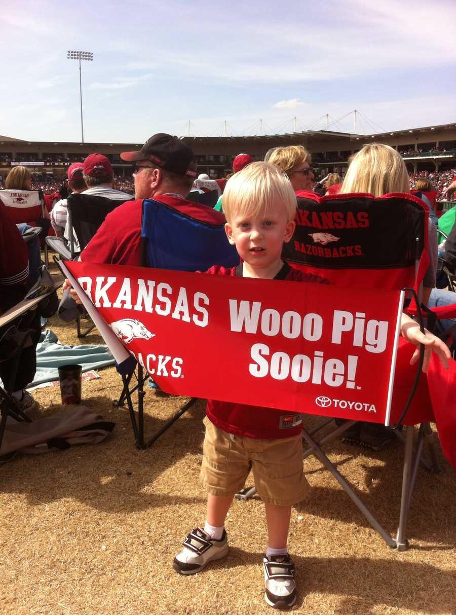 Wooo Pig Sooie!