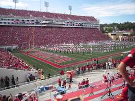 Razorback Marching Band