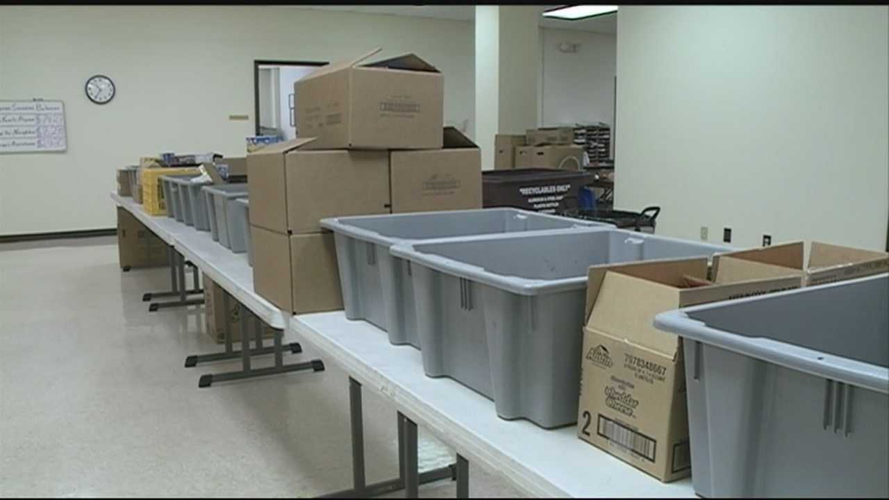 Arvest bank is hoping customers will donate to help give out one million meals to deserving Arkansans across the state.