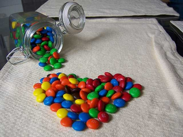 For more on M&M's and Mars, Inc., visit their website!