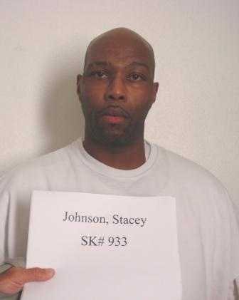 Stacey E. Johnson, age 43, was convicted in 1994 in Sevier County of the murder of Carol Jean Heath.