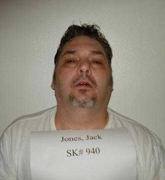 Jack Harold Jones, Jr., age 49, was convicted in 1996 in White County of raping and killing Mary Phillips while her 11-year-old daughter was tied up in the bathroom.