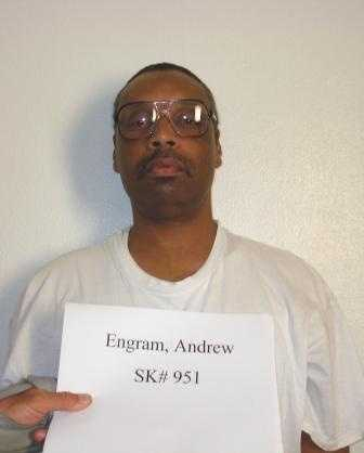 Andrew R. Engram, age 58, was convicted in 1999 in Pulaski County of the murder and rape of North Little Rock mall security guard Laura White.