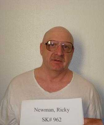 "Rickey D. Newman, (alias ""Renegade Dale Newman"") age 56, was convicted in 2002 in Crawford County in the murder of Marie Cholette."