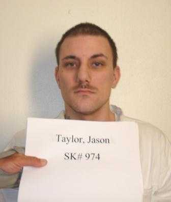 Jason Taylor, age 36, was convicted in 2009 in Saline County, of killing Derrick Utsey.
