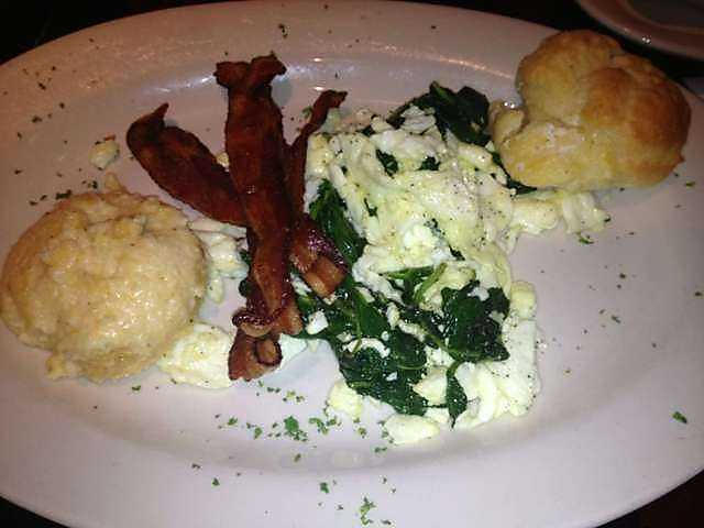 Mmmm.... look at this delicious dish from Copeland's of New Orleans in Rogers