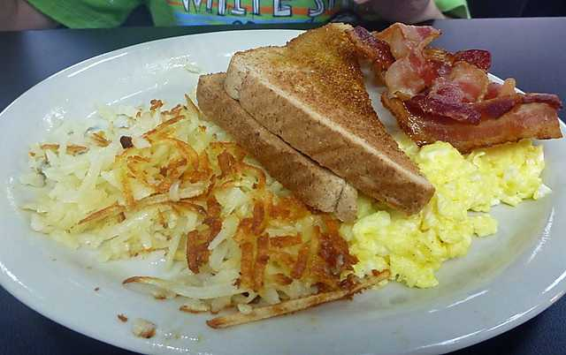 Many of you suggested Lucy's Diner in Fayetteville.
