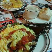 This photo explains exactly why Cathy's Corner in Siloam Springs is a local favorite.
