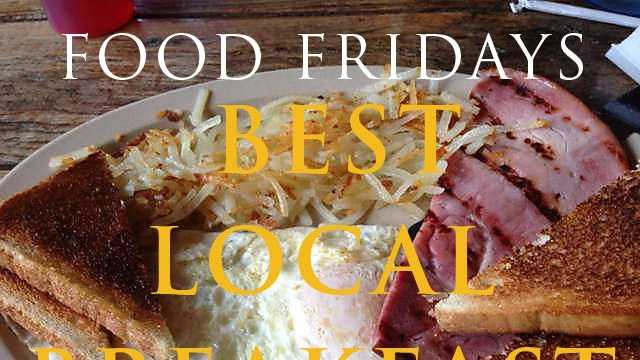 We asked you for your favorite breakfast places in Northwest Arkansas and the River Valley.  Here's what you told us!