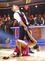 """BILL & EMMA - """"Dancing with the Stars"""" is back with an all-new cast and fresh show format for Season 17. (Photo by: ABC/Adam Taylor)"""