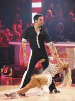 """BRANT & PETA - """"Dancing with the Stars"""" is back with an all-new cast and fresh show format for Season 17. (Photo by: ABC/Adam Taylor)"""