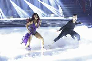 """CHRISTINA & MARK - """"Dancing with the Stars"""" is back with an all-new cast and fresh show format for Season 17. (Photo by: ABC/Adam Taylor)"""