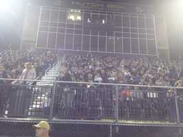 Image from the Bentonville vs. Trinity game.