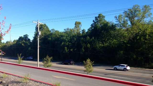 New Fayetteville High School parking lot debated