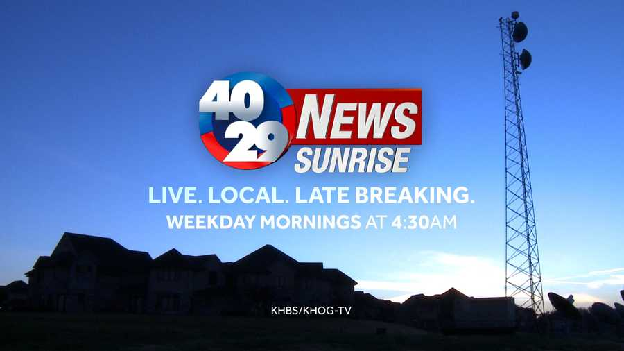 Laura's alarm goes off at 12:05 AM on weekdays. She's at the station early to get ready for the SUNRISE show.