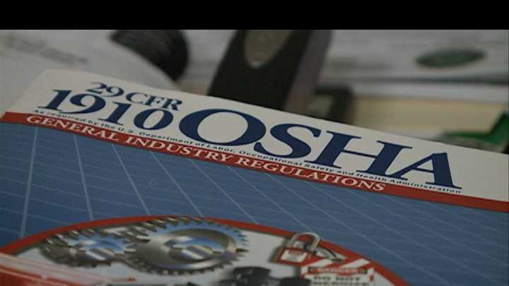 OSHA scales back during shutdown