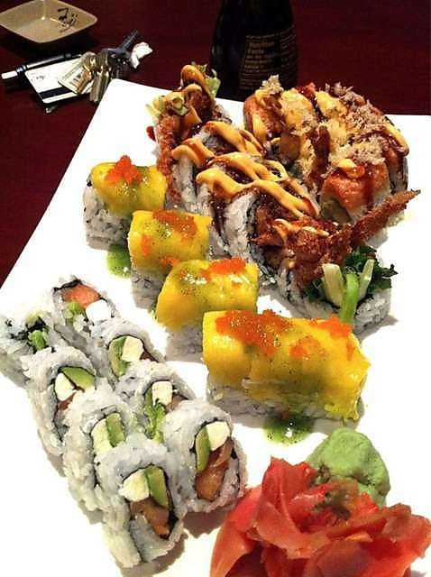 Fuji Japanese Steakhouse in Fort Smith