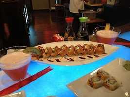 Sake Sushi and Martini Bar in Fort Smith