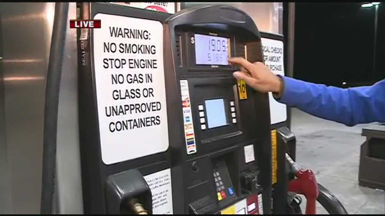 AAA analysts said lower demand and a good supply are keeping gas prices low
