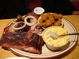 Smokin' Joe's Ribhouse in Rogers