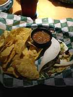 Steak Tacos at Beef O' Brady's in Fort Smith