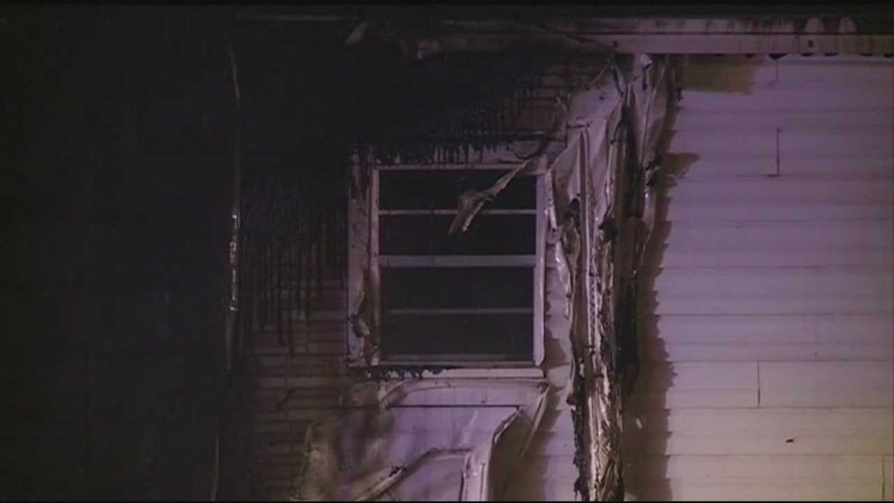 An Oklahoma family is homeless after a fire destroyed their home early Friday morning.