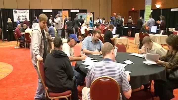 9th Annual Northwest Arkansas job fair comes to John Q. Hammons Convention center in Rogers Tuesday.
