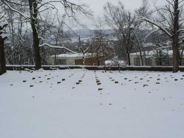 The Confederate Cemetery in Fayetteville is one of many haunted Civil War cites in our area.