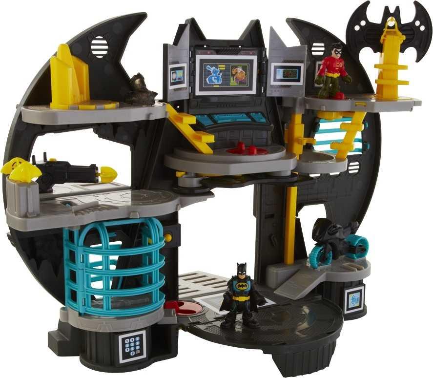 Fisher Price Imaginext DC Super Friends Batcave
