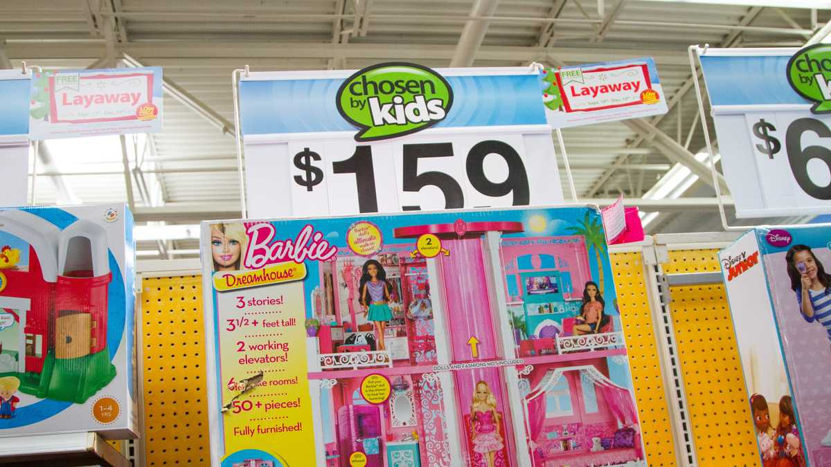 Christmas Toys 2013 : Walmart s top holiday toys of