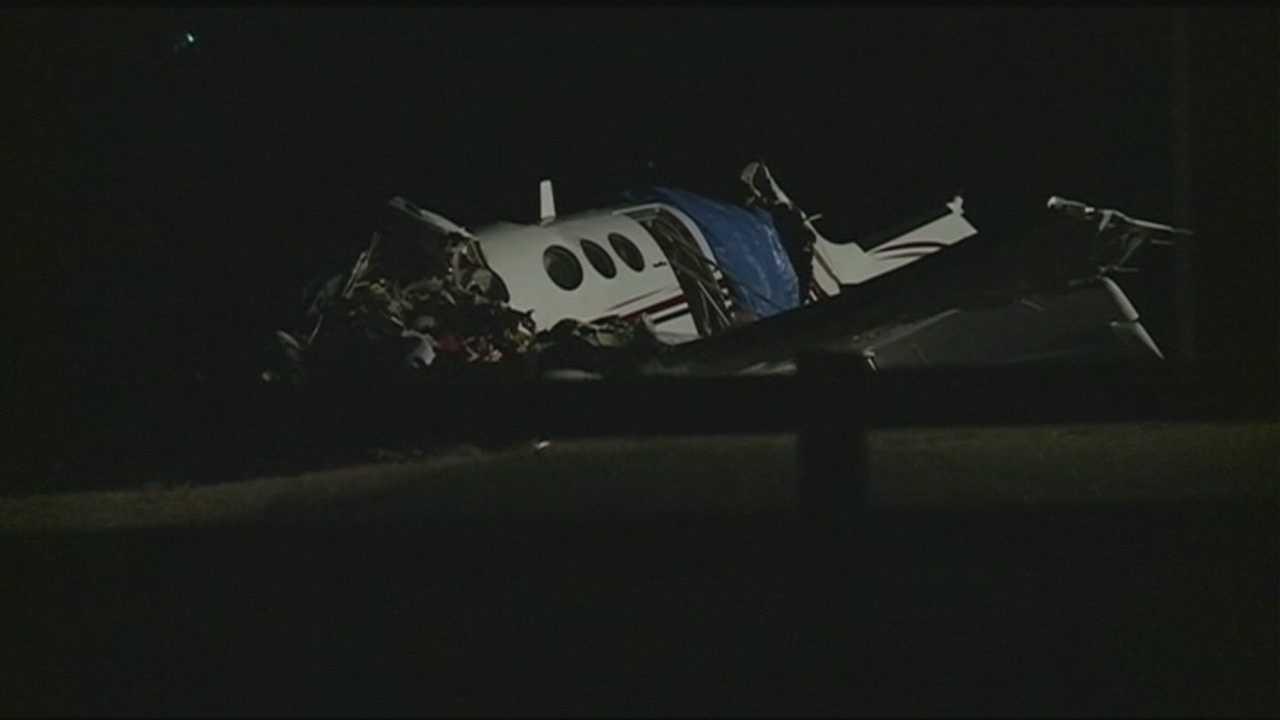 2 killed in plane crash near Springdale