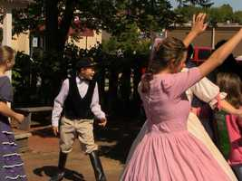 May 11 - Let's Dance to Health DayDesignated by Gov. Beebe