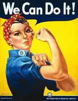 May 25 - National Rosie the Riveter Day in ArkansasDesignated by Gov. Beebe