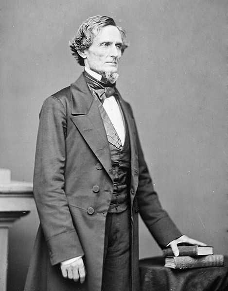 June 3 - Jefferson Davis's BirthdayState Memorial Day