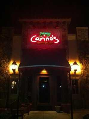 Italian Baked Nachos atJohnny Carino's in Rogers