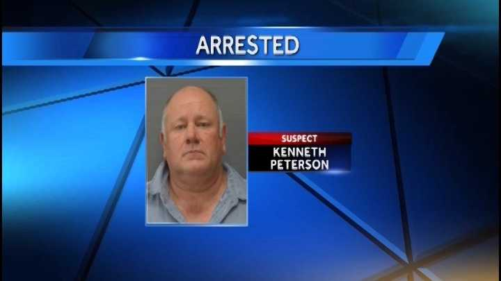 Fifty eight year old Kenneth Peterson has been arrested after he was suspected of sexually abusing a ten year old boy he befriended at a Salvation Army shelter.