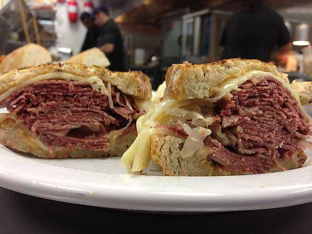 River City Deli is a New York style delicatessen in Fort Smith. They feature house roasted meats, freshly baked bread, homemade soups, and delicious entrees. Pictured is their famous, mouth-watering Rueben sandwich.