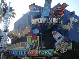 Each year, 30 million people visit Universal Studios theme parks across the world.