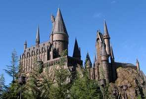 The Wizarding World of Harry Potter opened at the Universal Orlando Resort in 2010.