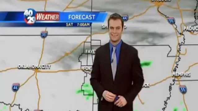 Drying out Saturday, but more winter weather is on the way