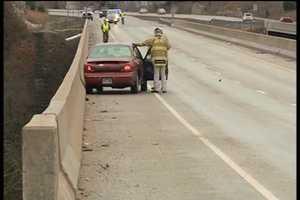 Accident on the 412 bridge.